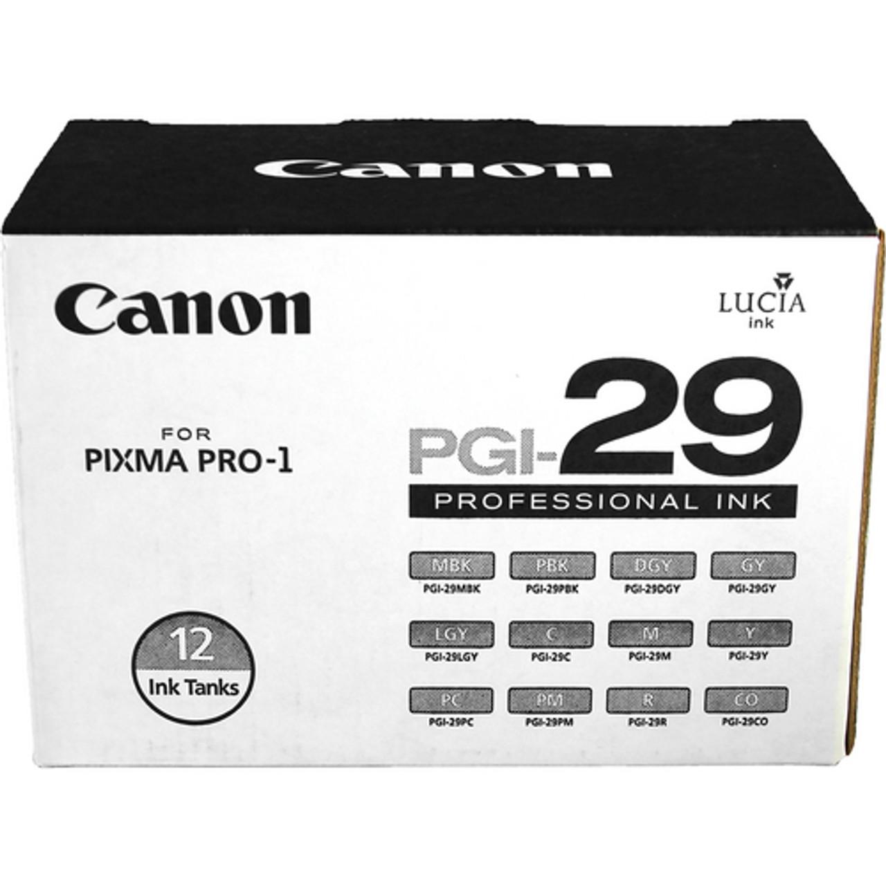Canon PGI-29 Color Ink Tanks (pack of 12)