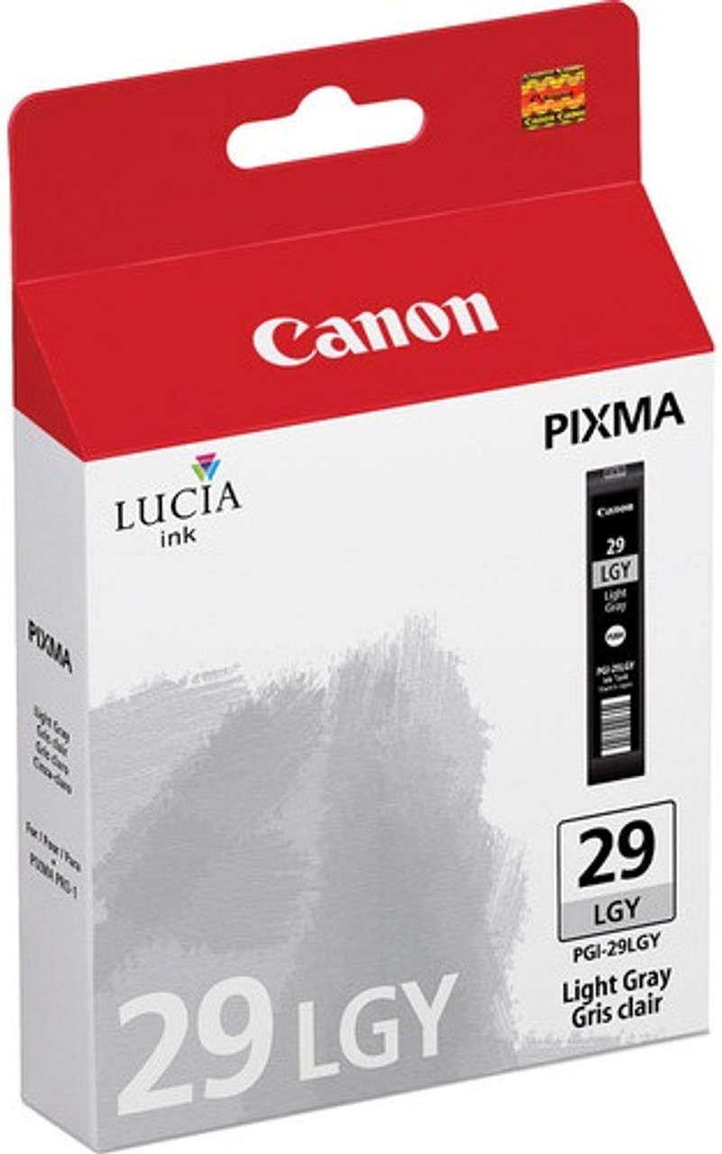 Canon PGI-29LGY - Light Gray Ink Tank