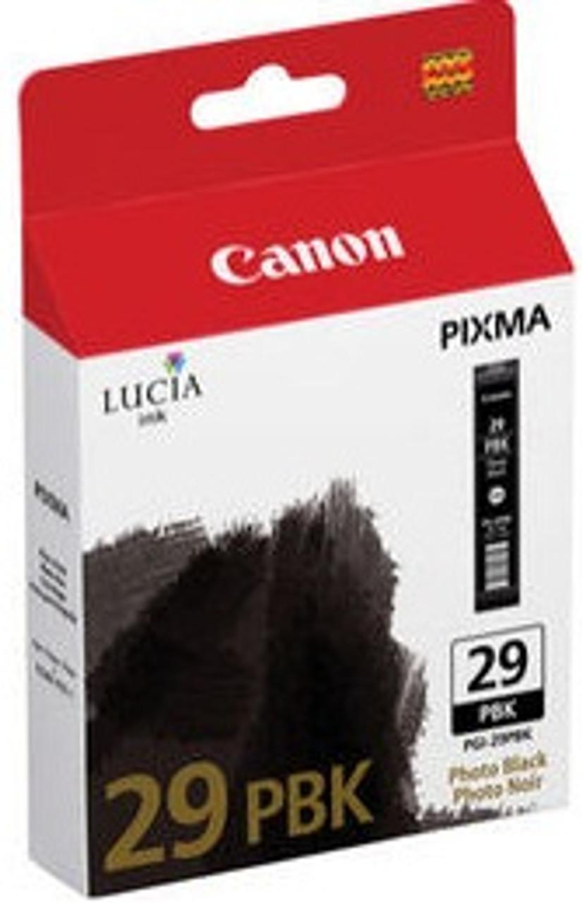 Canon PGI-29PBK - Photo Black Ink Tank #4869B002