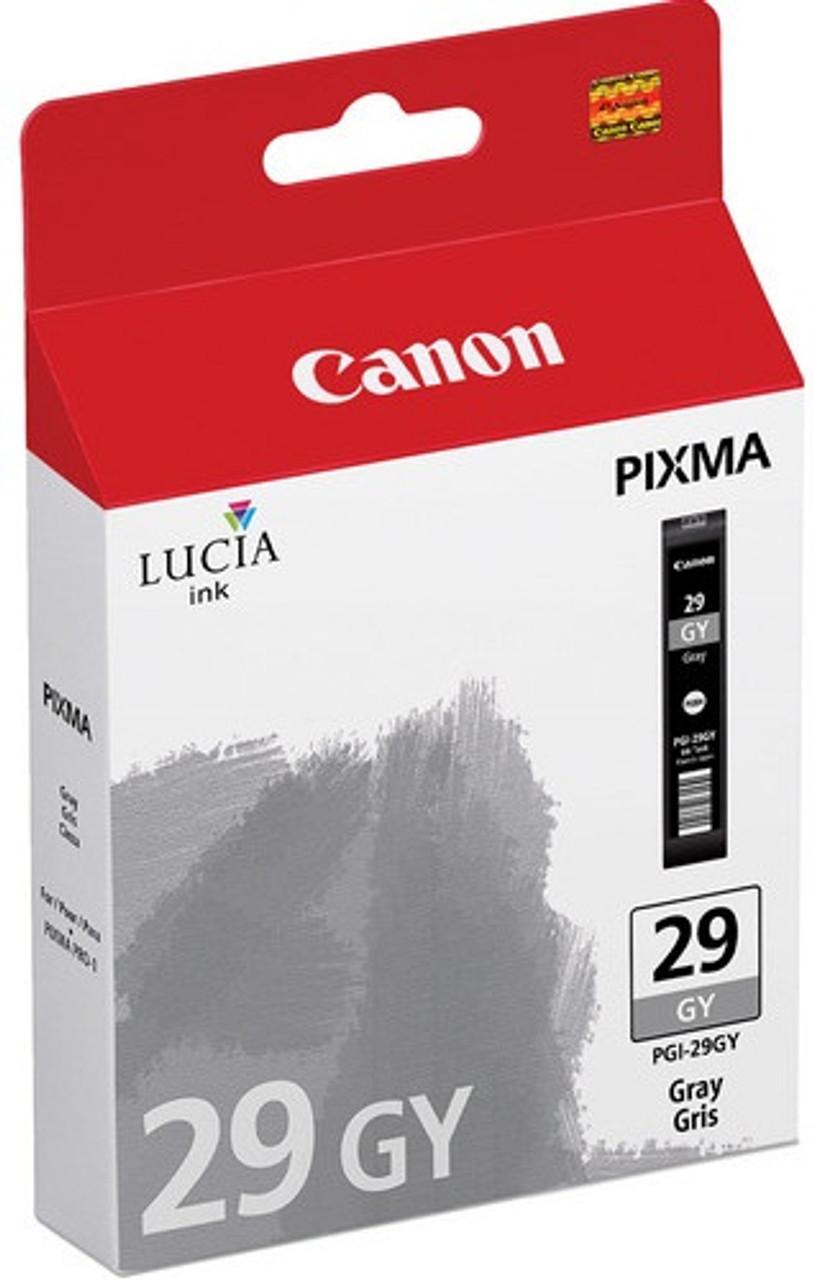 Canon PGI-29GY - Gray Ink Tank #4871B002