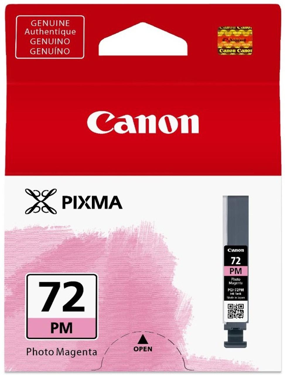 Canon PGI-72PM - Photo Magenta Ink Cartridge