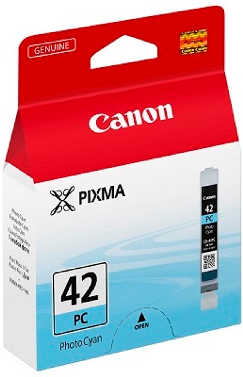 Canon CLI-42PC - Photo Cyan Ink Cartridge