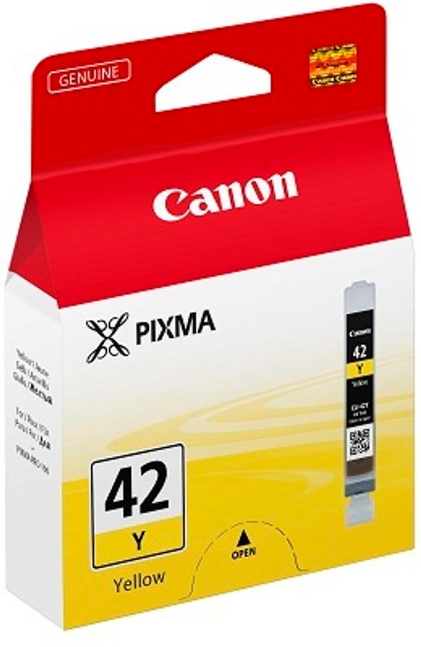 Canon CLI-42Y - Yellow Ink Cartridge
