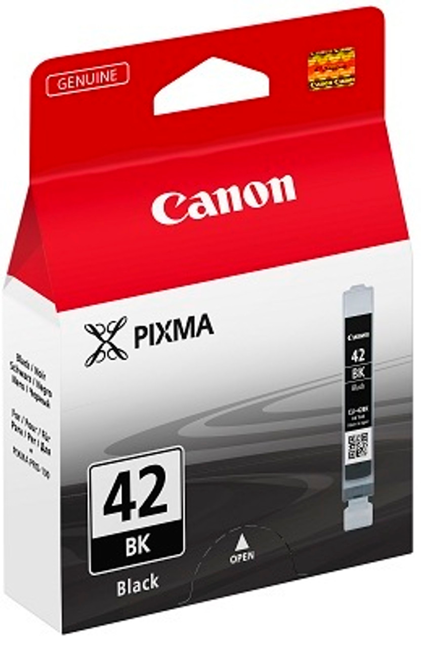 Canon CLI-42BK - Black Ink Cartridge
