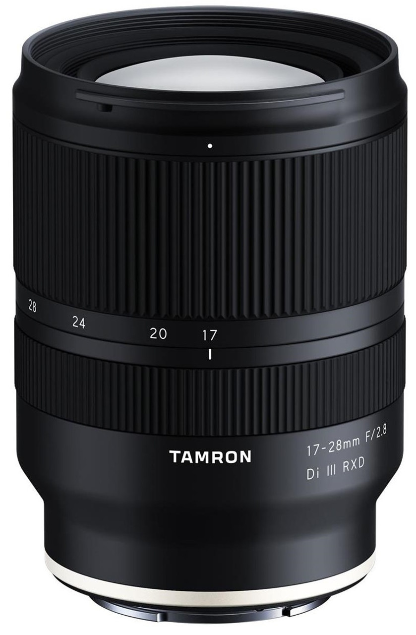 Tamron 17-28mm f/2.8 Di III RXD Lens for Sony E