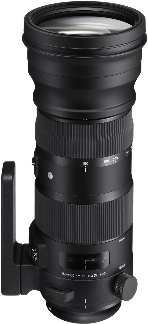 Sigma 150-600mm F5-6.3 DG OS HSM Sport for Canon EF