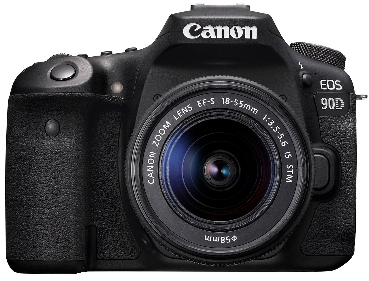 Canon EOS 90D Digital SLR Camera with EF-S 18-55mm IS STM Lens
