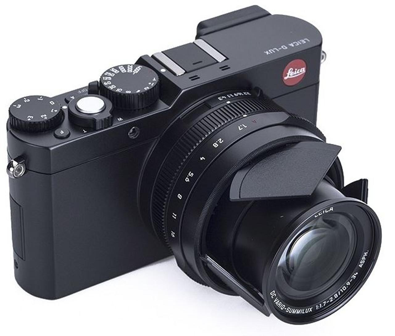 Leica Auto Lens Cap for D-Lux Cameras (Black)