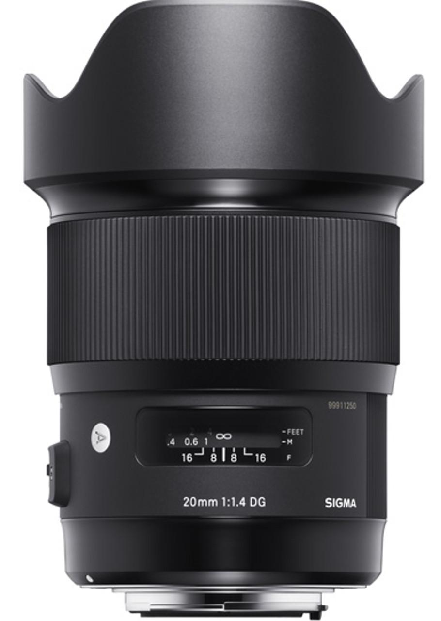 Sigma 20mm f/1.4 DG HSM Art Lens for Leica L
