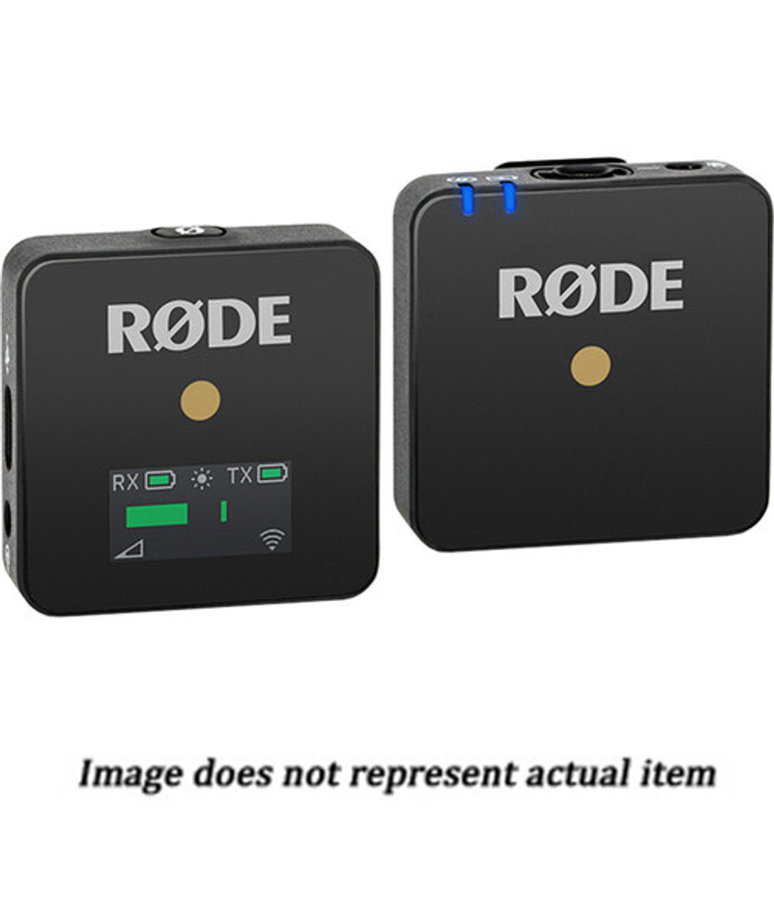RODE Wireless GO Compact Digital Wireless Microphone System (USED)