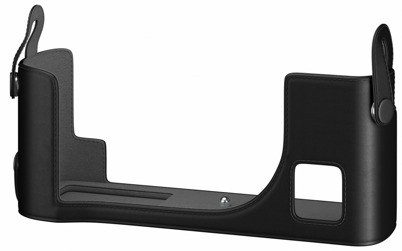 Fujifilm X-Pro3 Leather Half Case BLC-XPRO3 (Black)