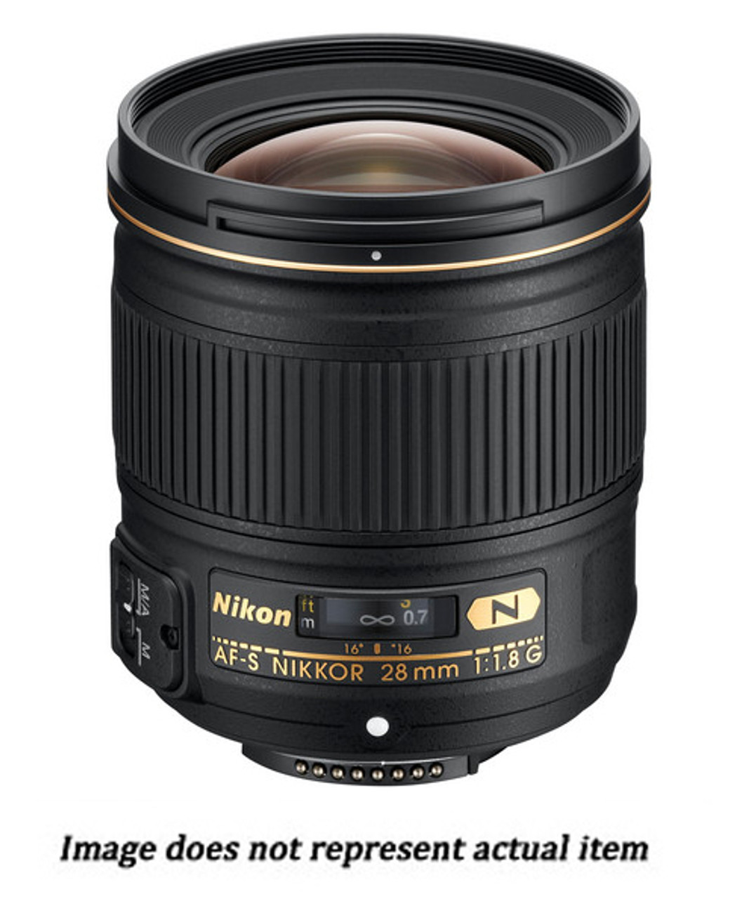 Nikon AF-S 28mm f/1.8G (USED) - S/N 235561