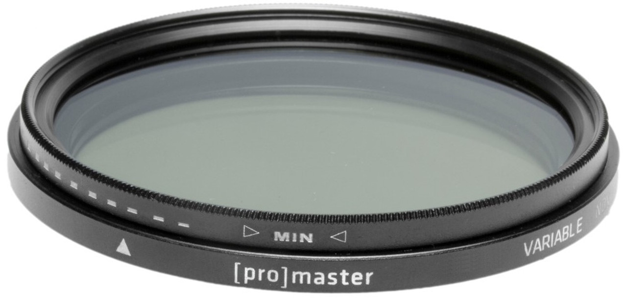ProMaster 77mm Variable ND Filter