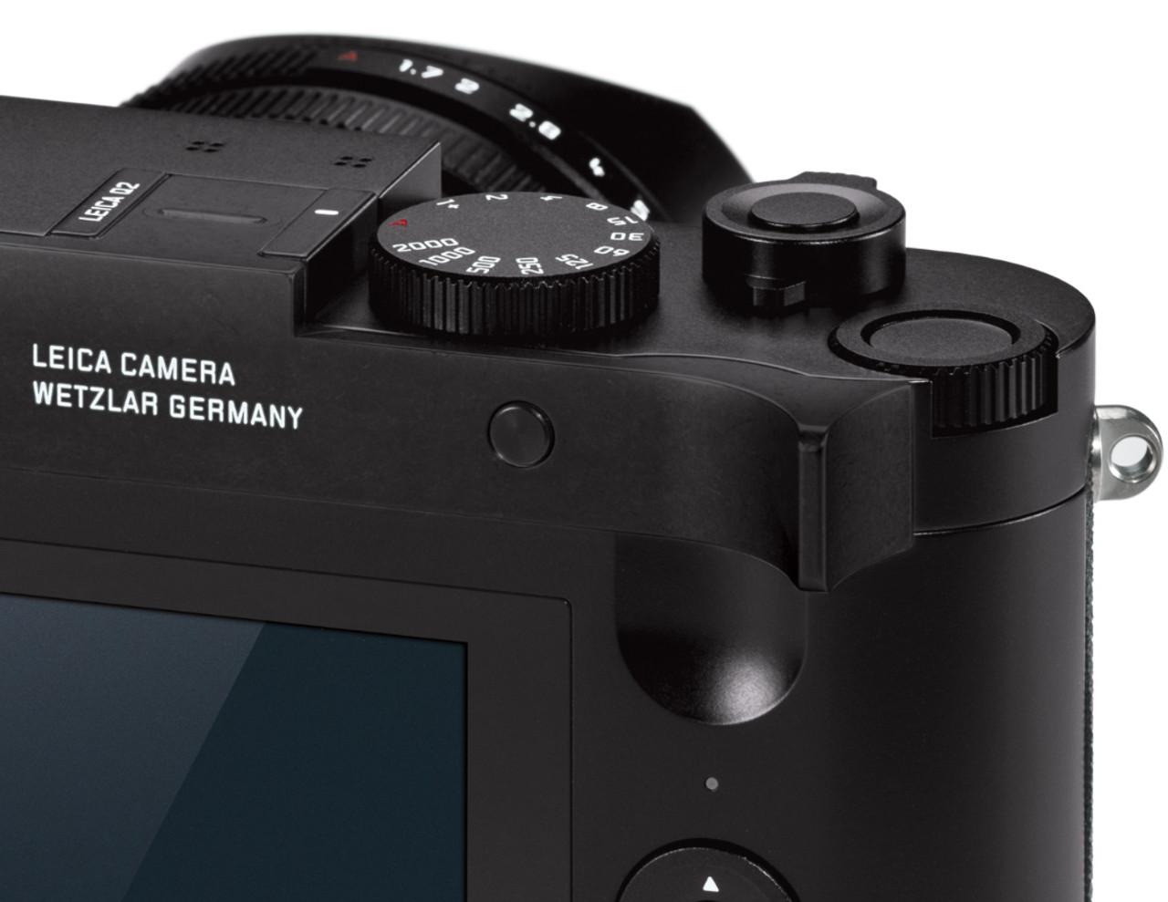 Leica Thumb Support Q2 - Black
