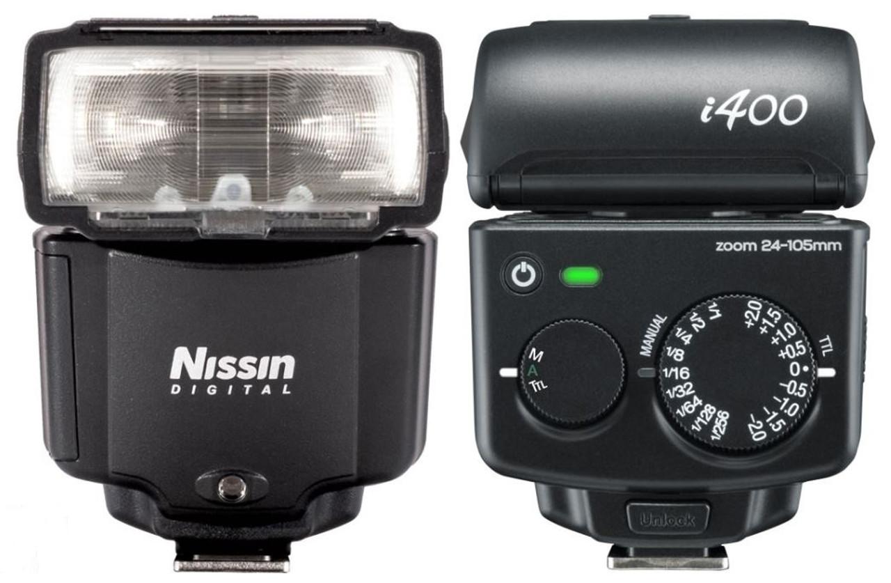 Nissin i400 Flash for Fujifilm