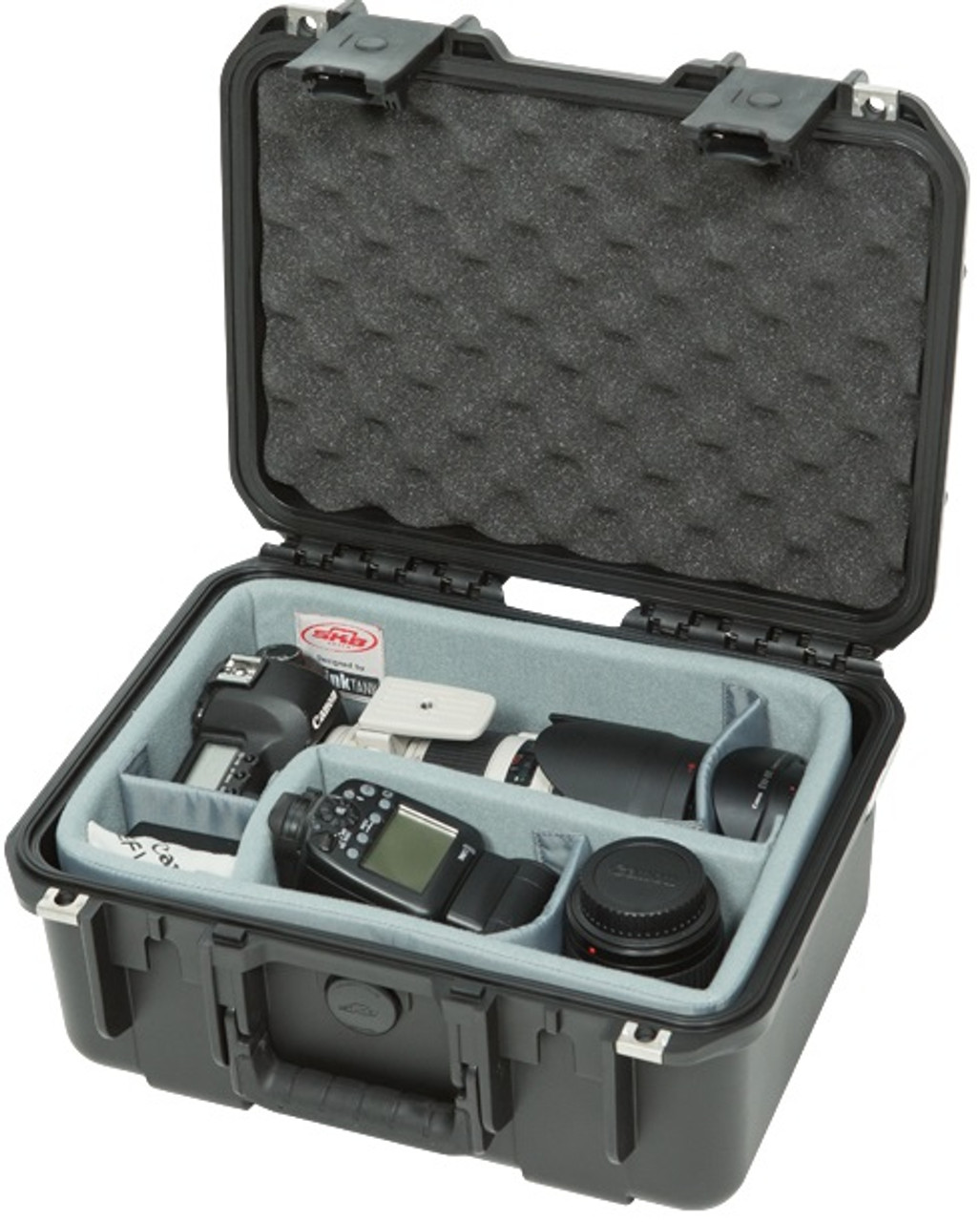 SKB iSeries 1309-6 Case with Think Tank Photo Dividers & Lid Foam