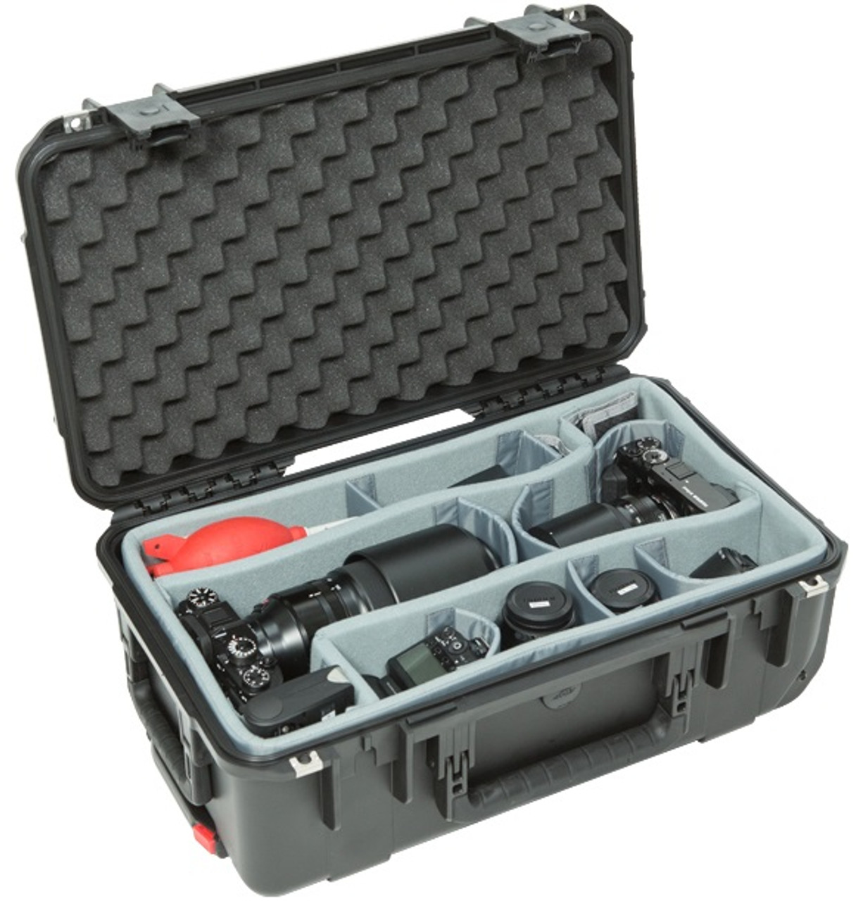 SKB iSeries 2011-7 Case with Think Tank Photo Dividers & Lid Foam