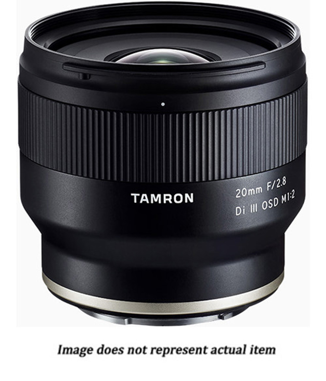 Tamron 20mm f/2.8 Di III OSD M 1:2 Lens for Sony E (USED) - S/N 004146