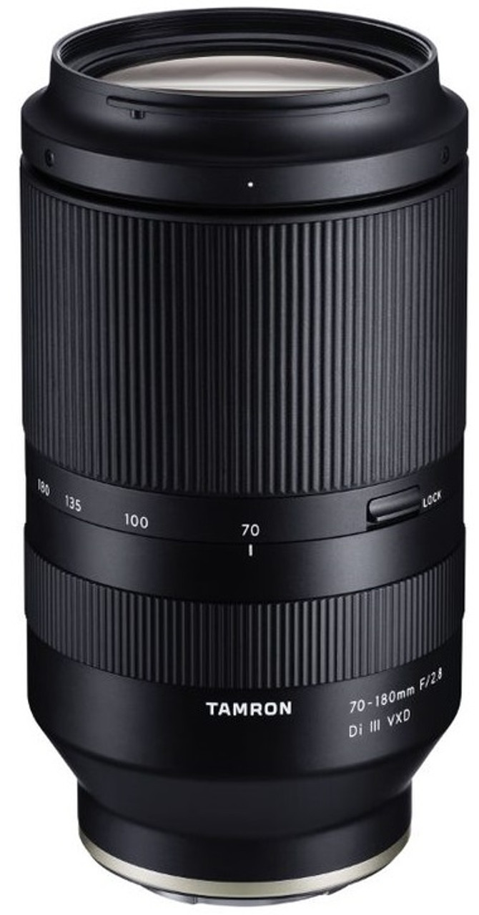 Tamron 70-180mm f/2.8 Di III VXD Lens for Sony E