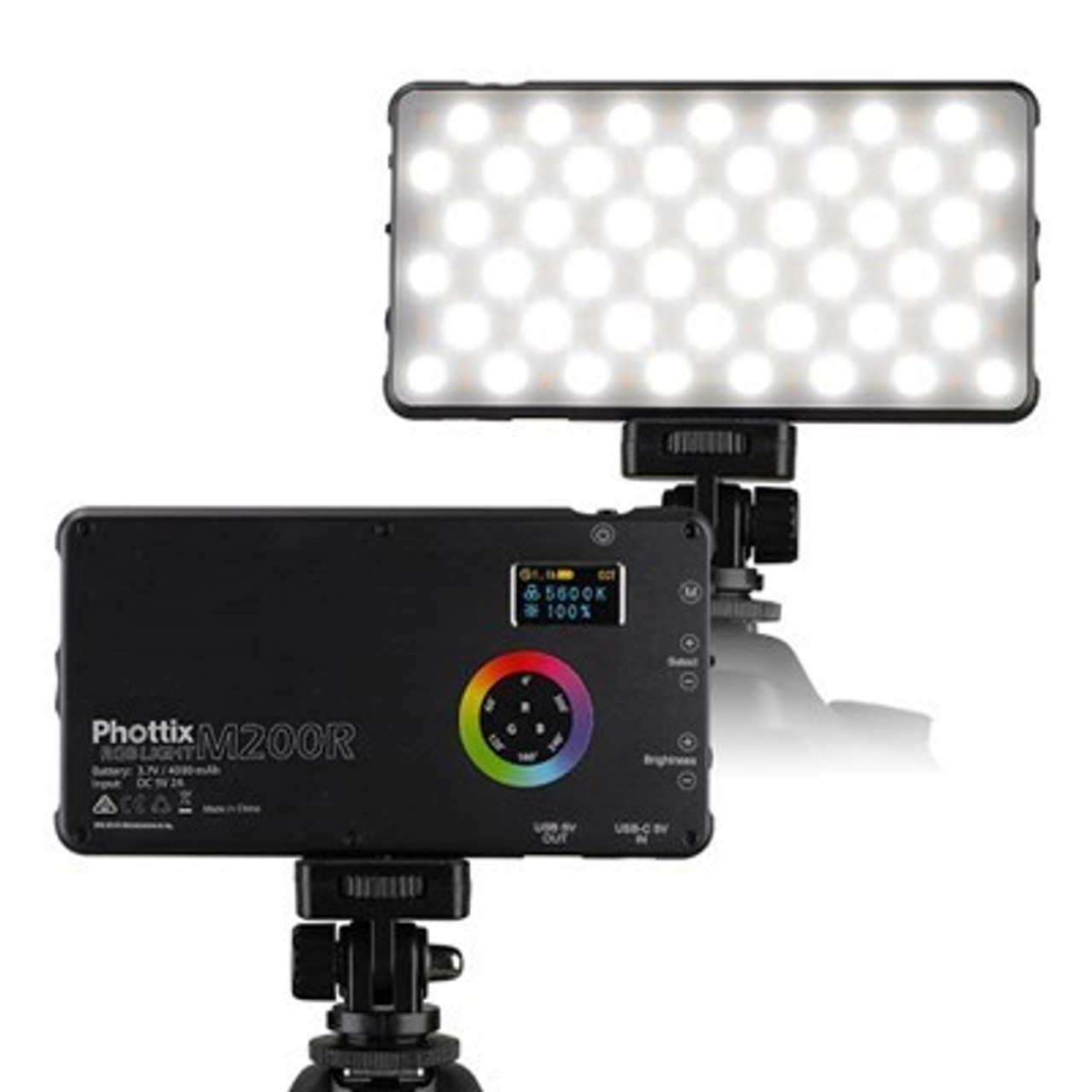 Phottix M200R LED RGB Light