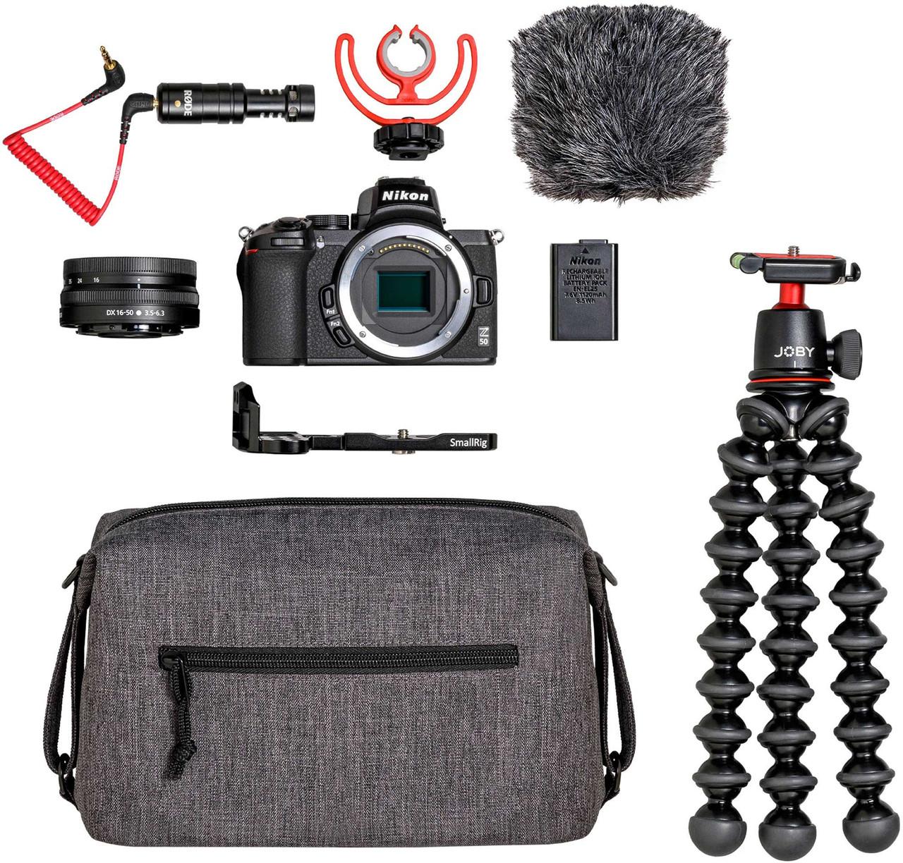 Nikon Z50 Creator's Kit