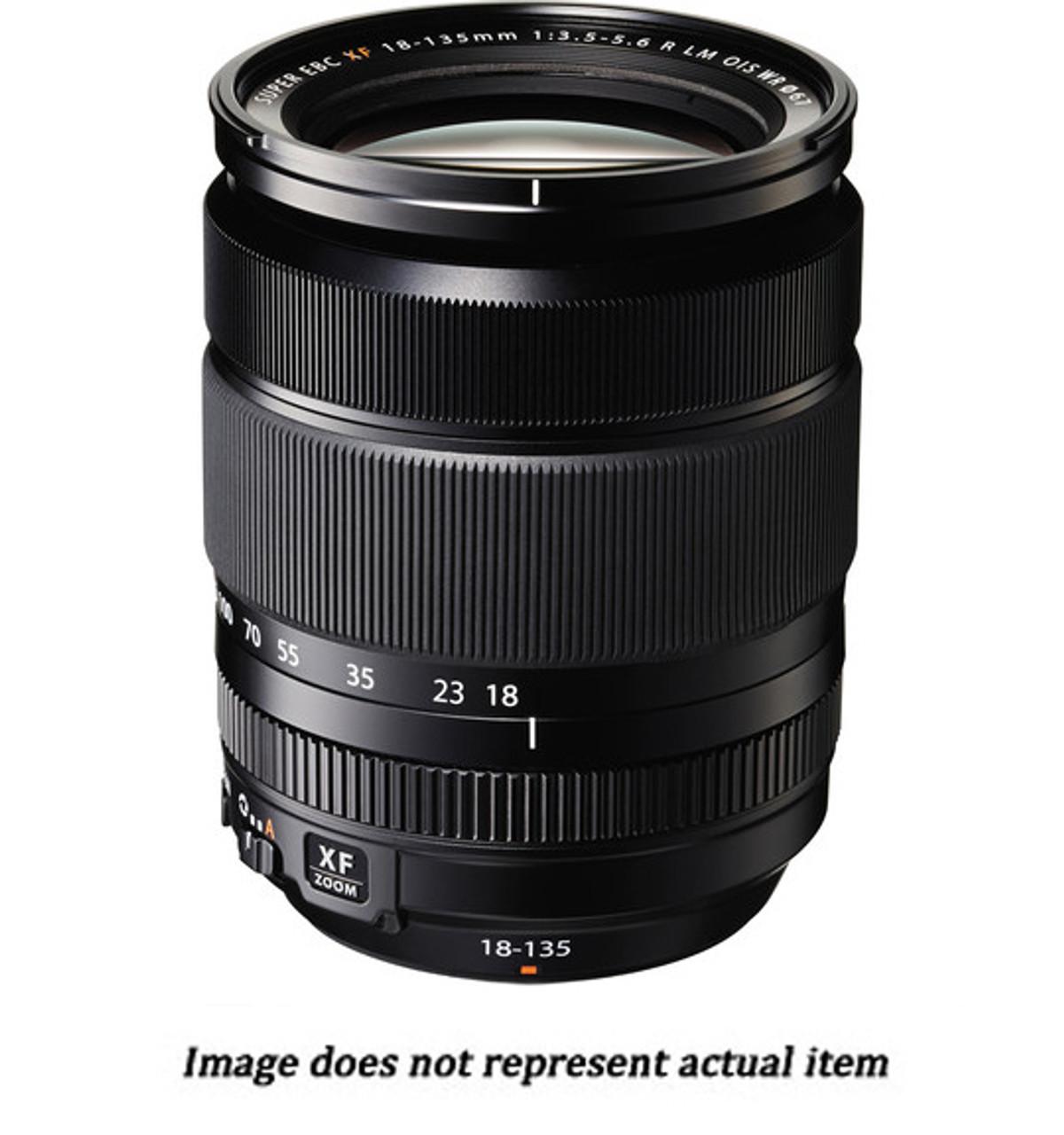 Fujifilm XF 18-135mm f/3.5-5.6 R LM OIS WR (USED) - S/N 4300603