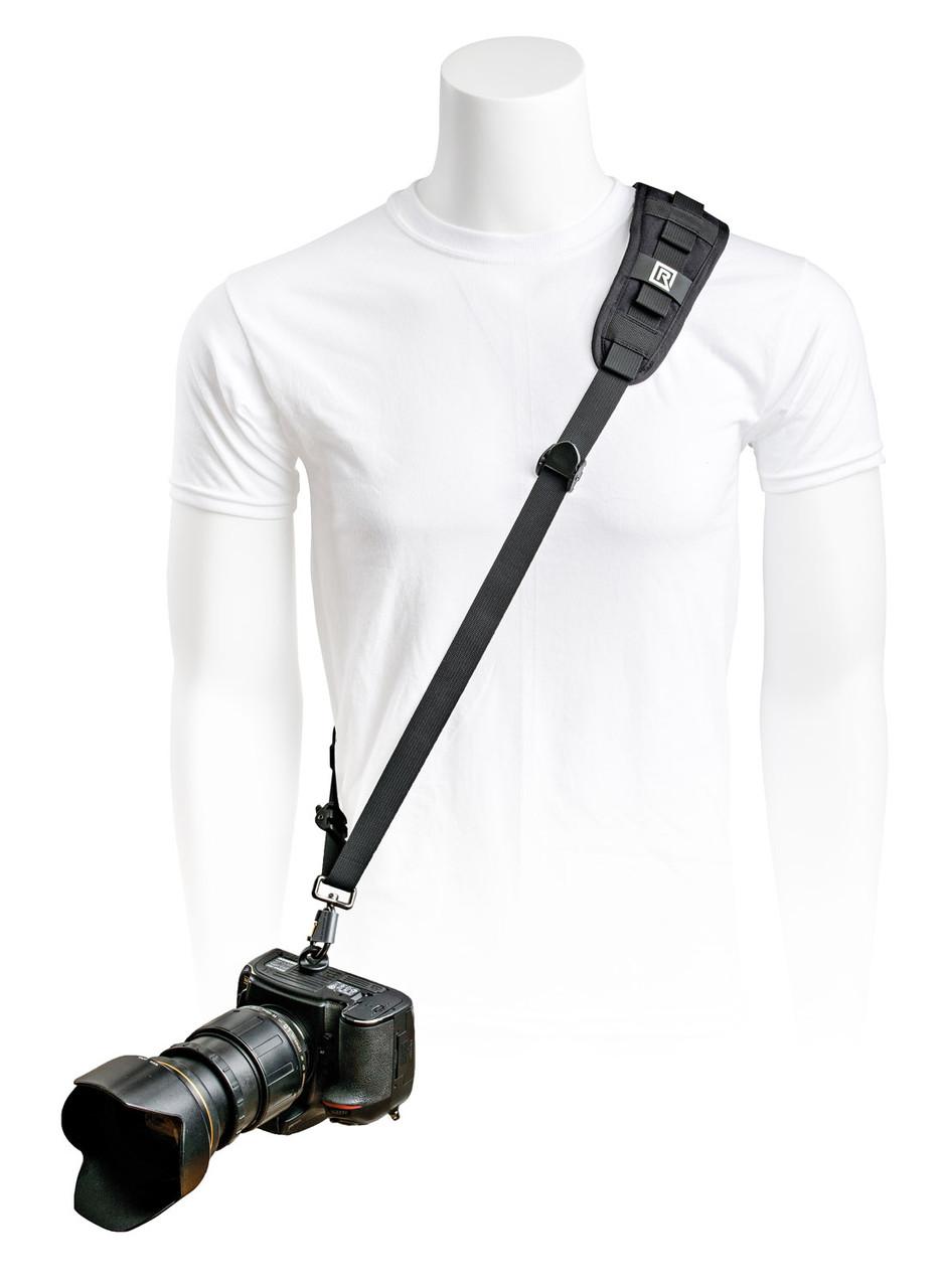 BlackRapid Delta Camera Sling - Black