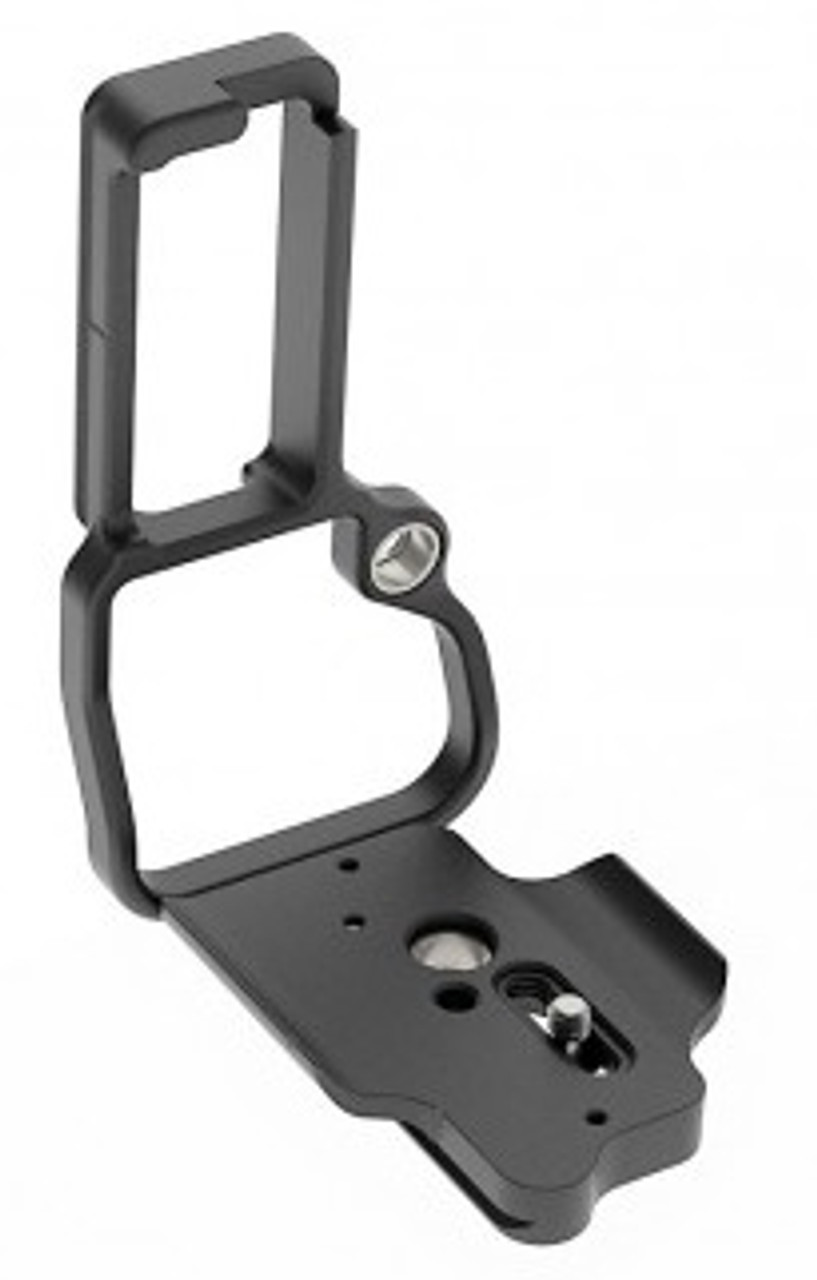 Kirk Enterprises L-Bracket for Sony Alpha a9 II and a7R IV with VG-C4EM Vertical Grip