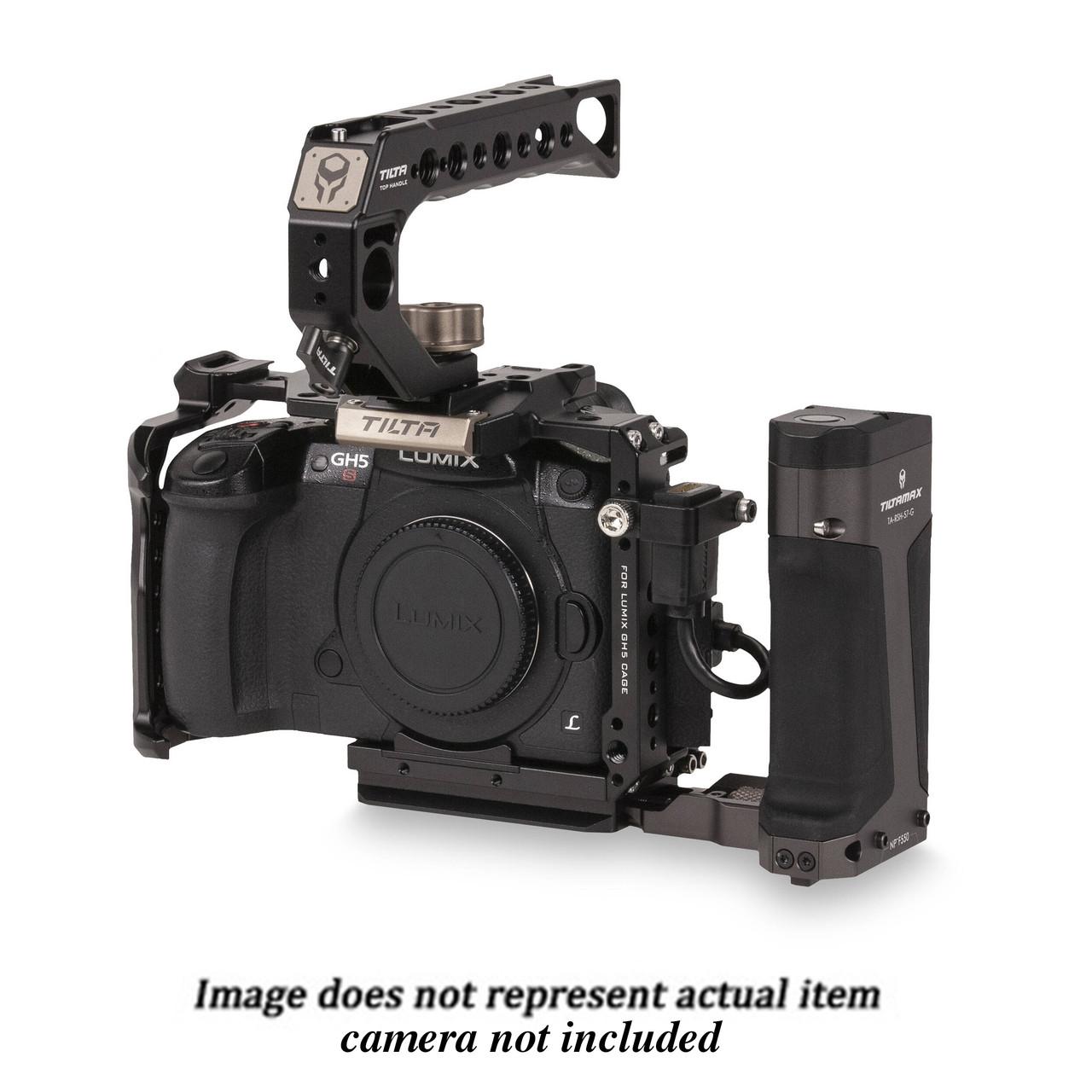 Tilta Tiltaing Panasonic GH Series Cage Kit B Black (USED)