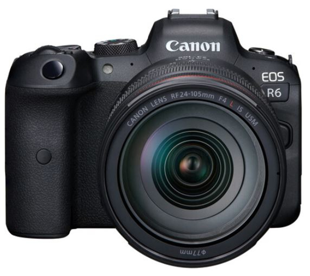 Canon EOS R6 Mirrorless Digital Camera with RF 24-105mm f/4L IS USM Lens