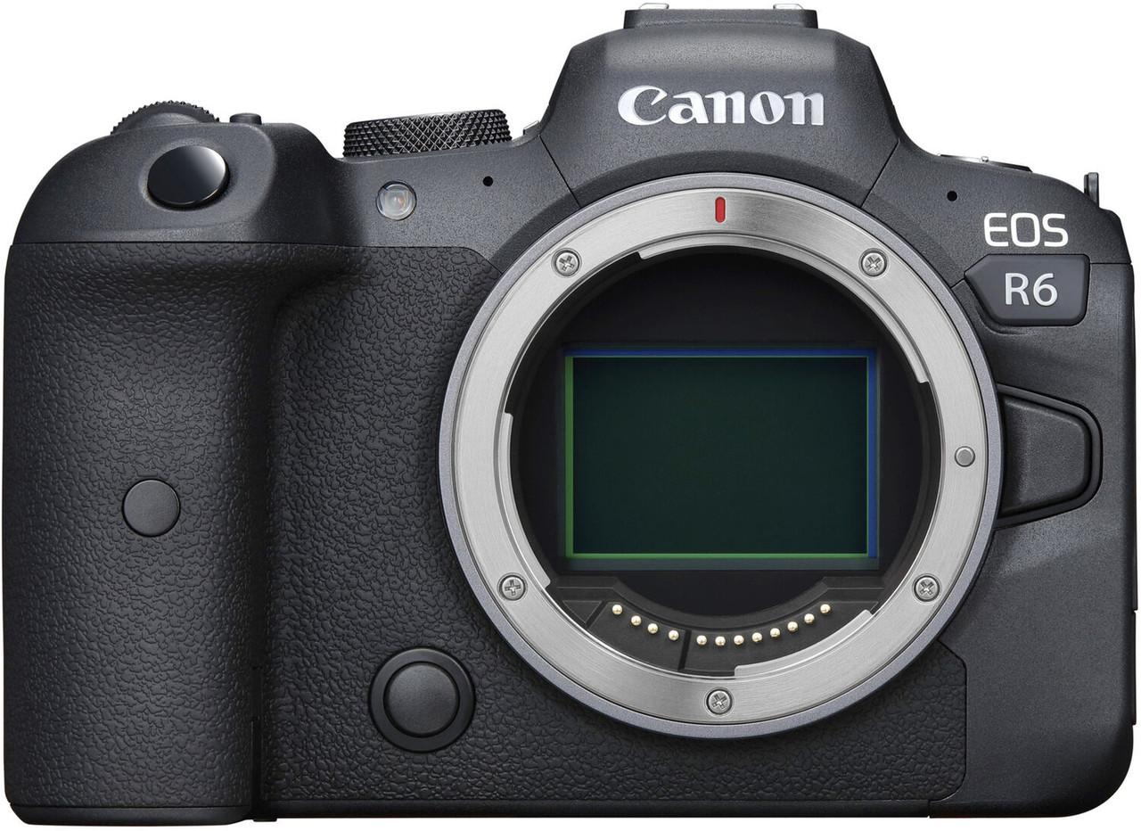 Canon EOS R6 Mirrorless Digital Camera Body