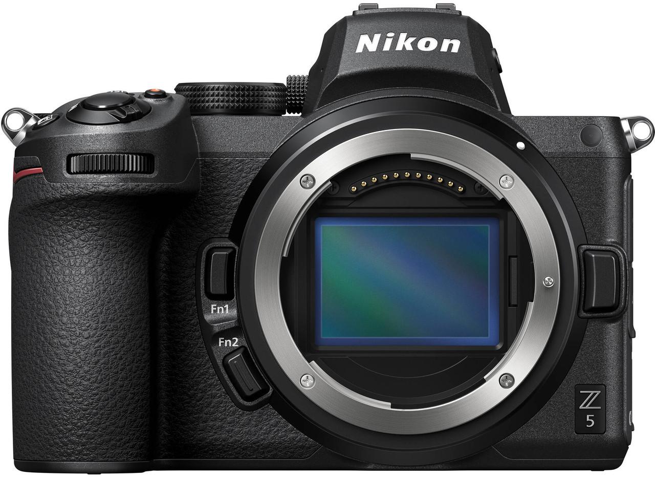 Nikon Z 5 Interchangeable Lens Mirrorless Camera Body
