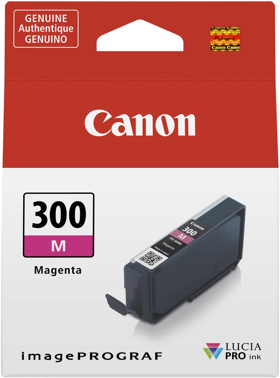 Canon PFI-300 Magenta Ink Tank
