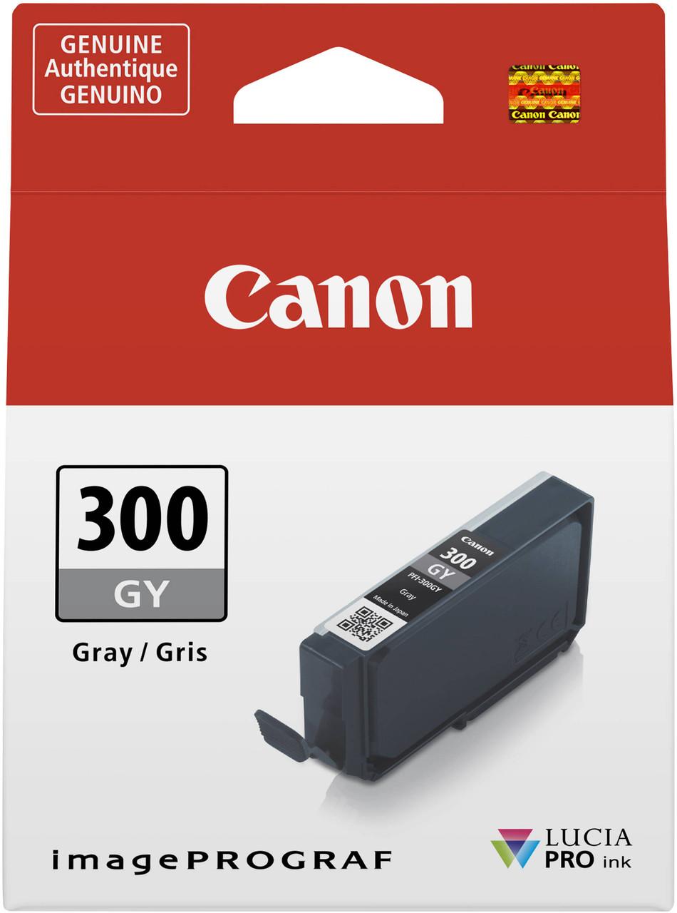 Canon PFI-300 Gray Ink Tank