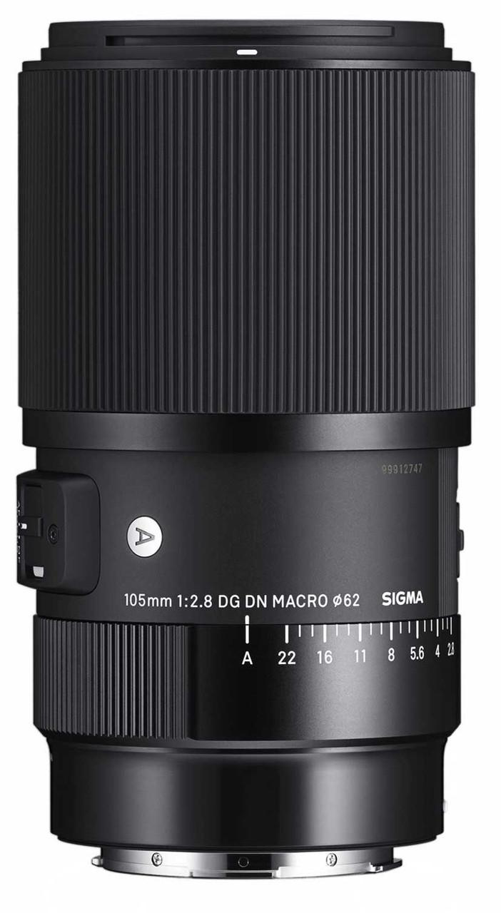 Sigma 105mm f/2.8 DG DN Macro Art Lens for L Mount