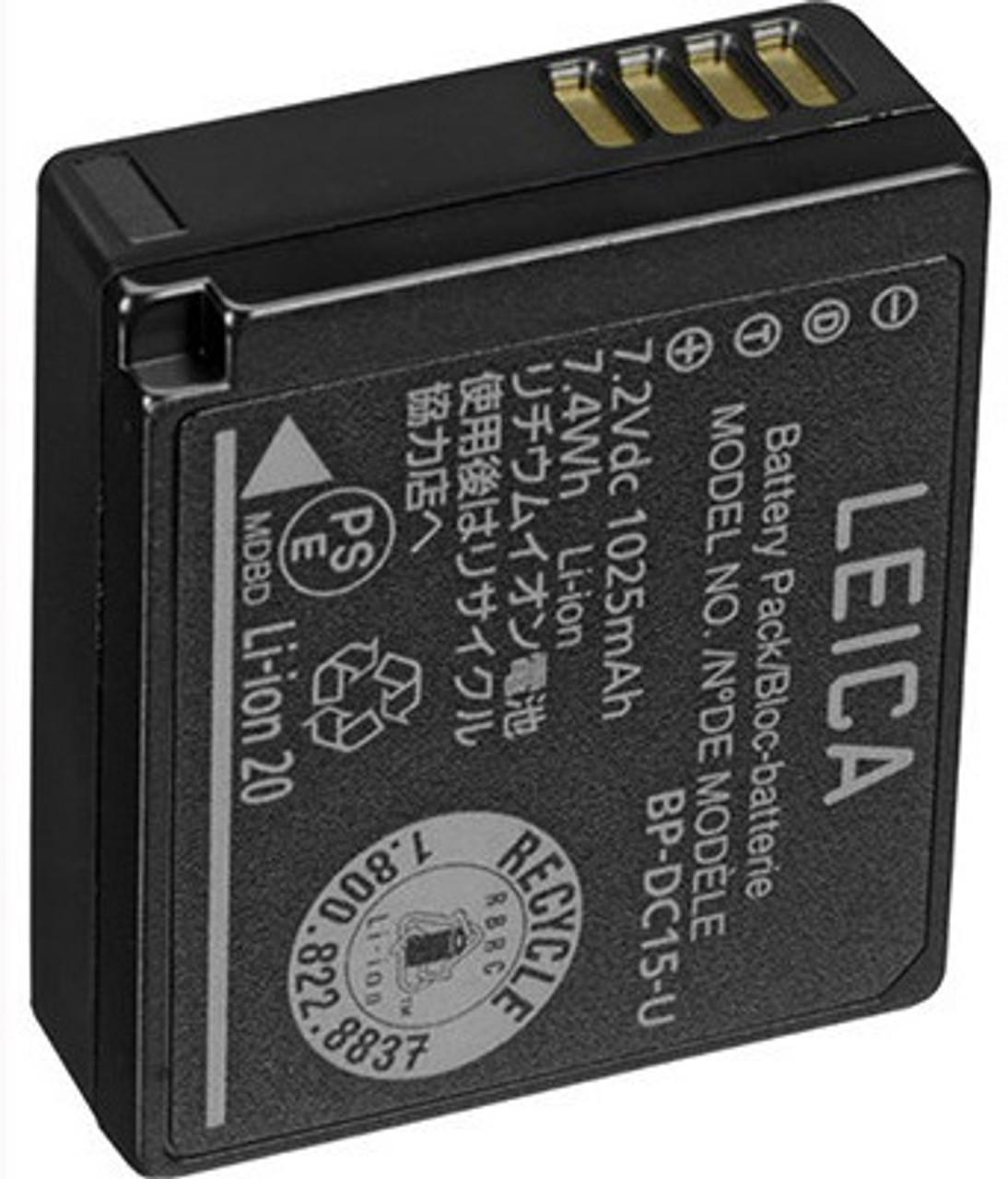 Leica BP-DC15 Li-ion Battery
