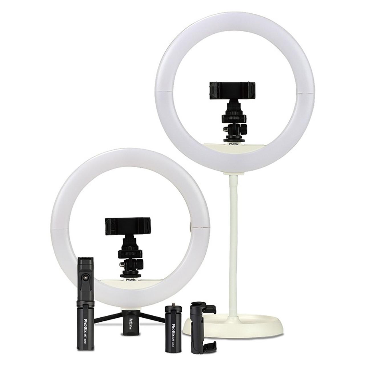Phottix Nuada Ring 10 LED Light Kit