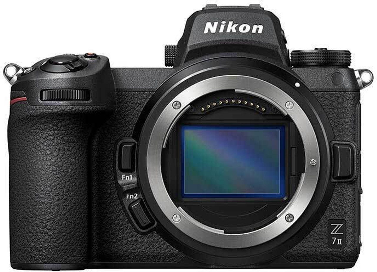 Nikon Nikon Z 7II Mirrorless Digital Camera (Body Only)