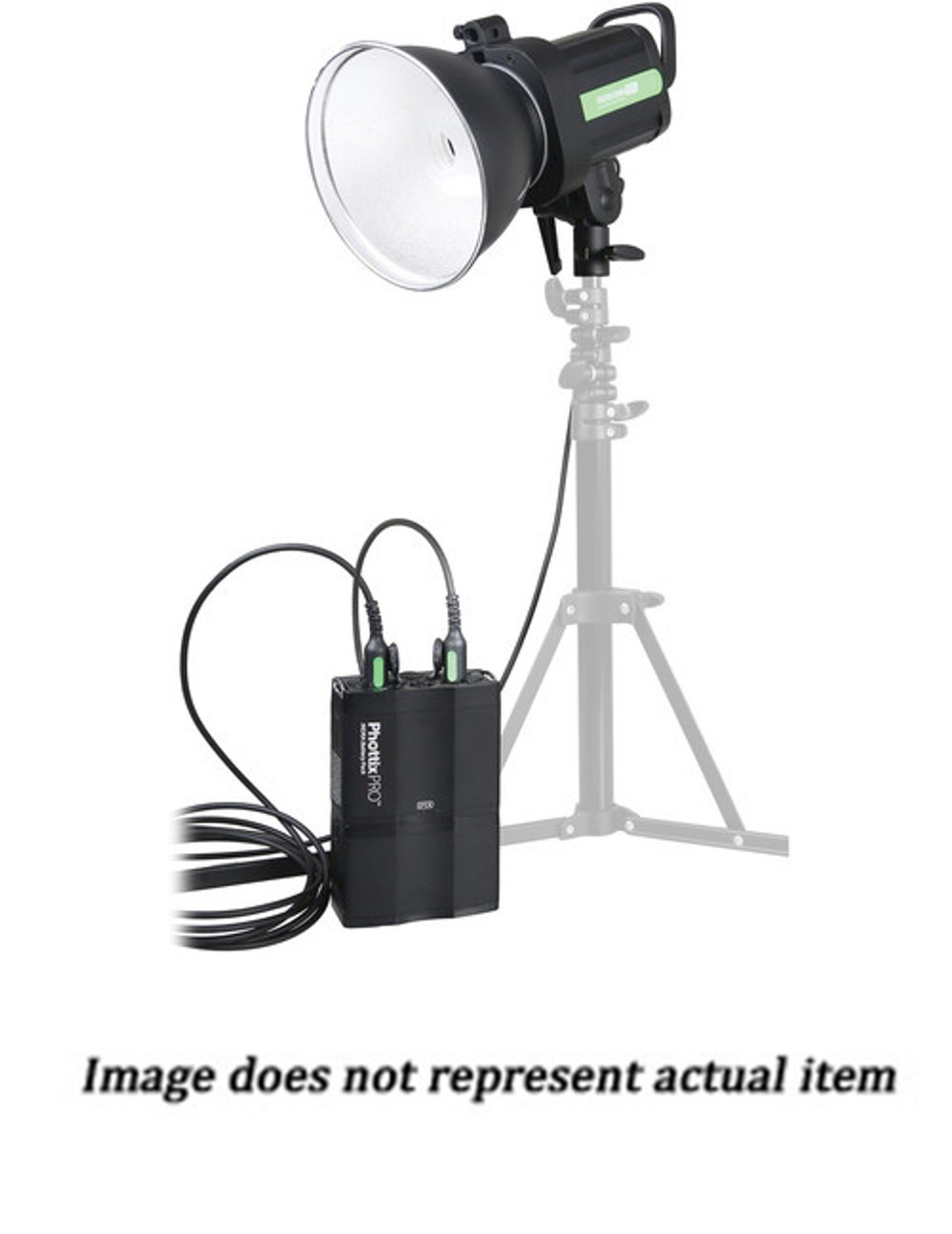 Phottix Indra 500 TTL Battery Powered Studio Light (USED) - S/N 0030002519907H