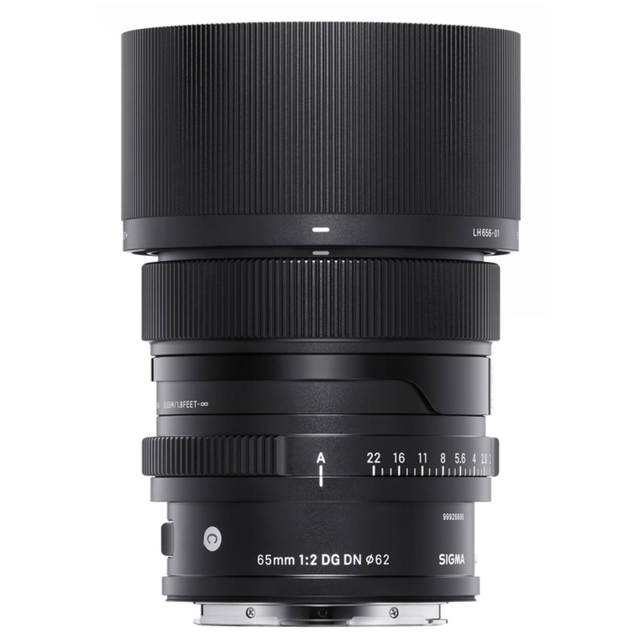Sigma 65mm f/2 DG DN Contemporary for Sony E