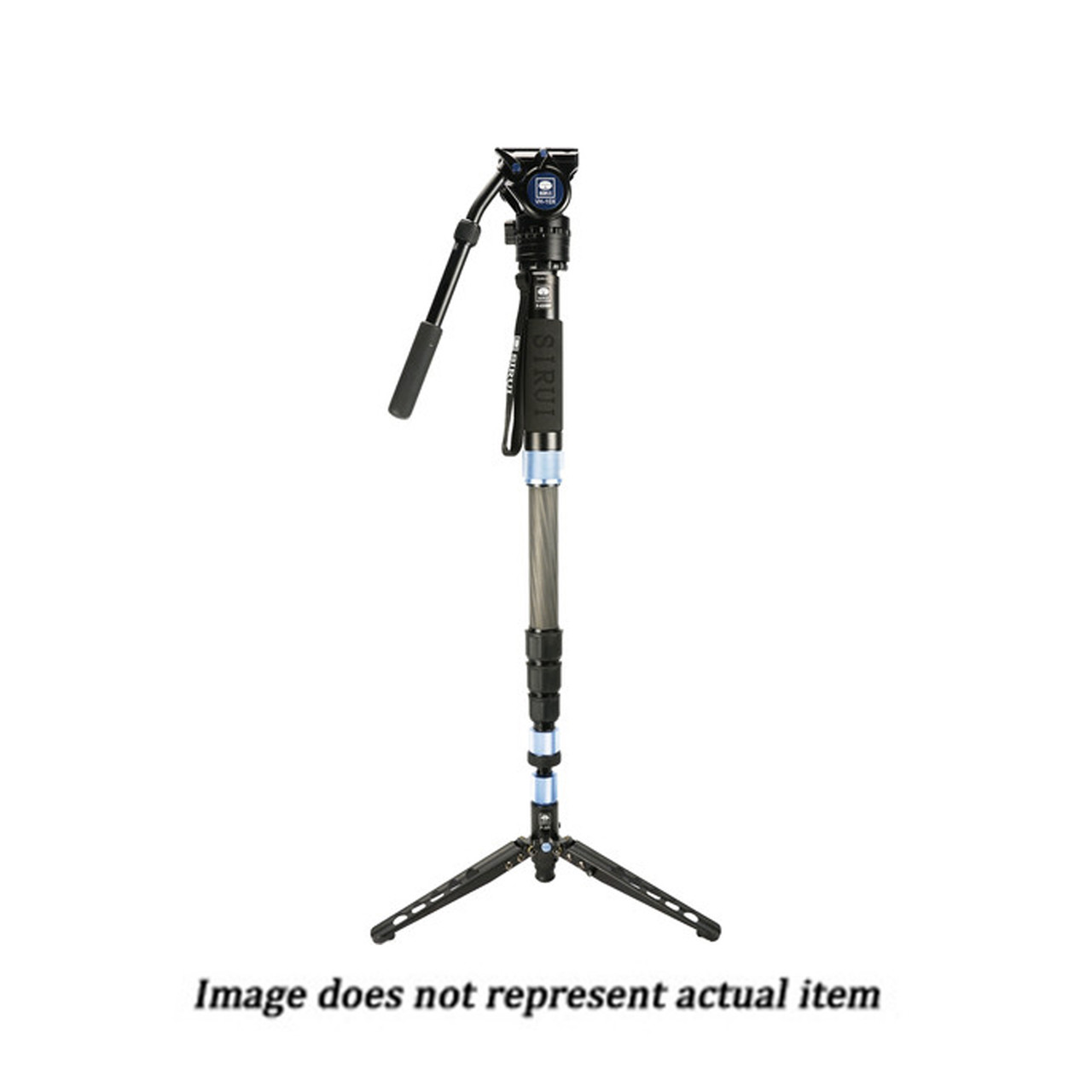 Sirui P-424SR Photo/Video Monopod with VH-10X Head - (USED) S/N SR1153747