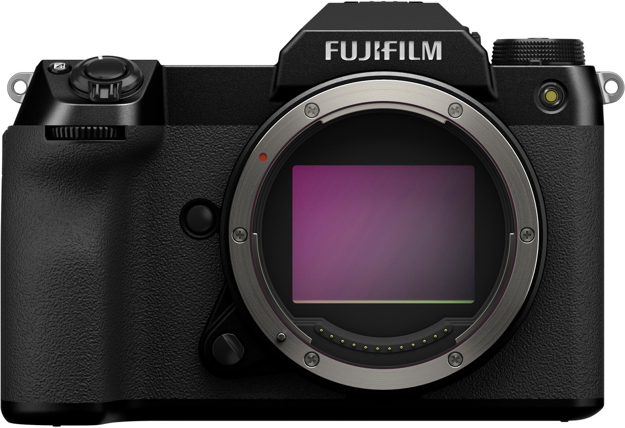 Fujifilm GFX100S Medium Format Mirrorless Digital Camera Body