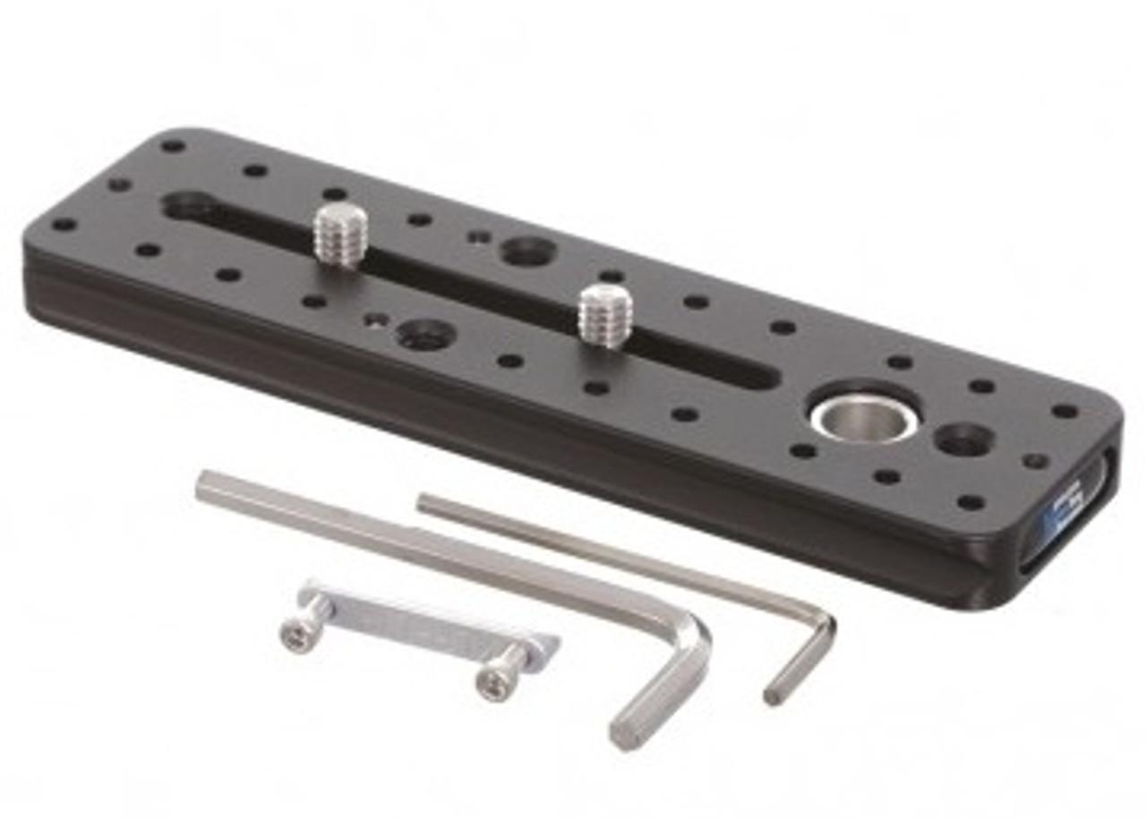 "Kirk Enterprises Universal Multiuse Lens Plate with QD Socket (5.25"")"
