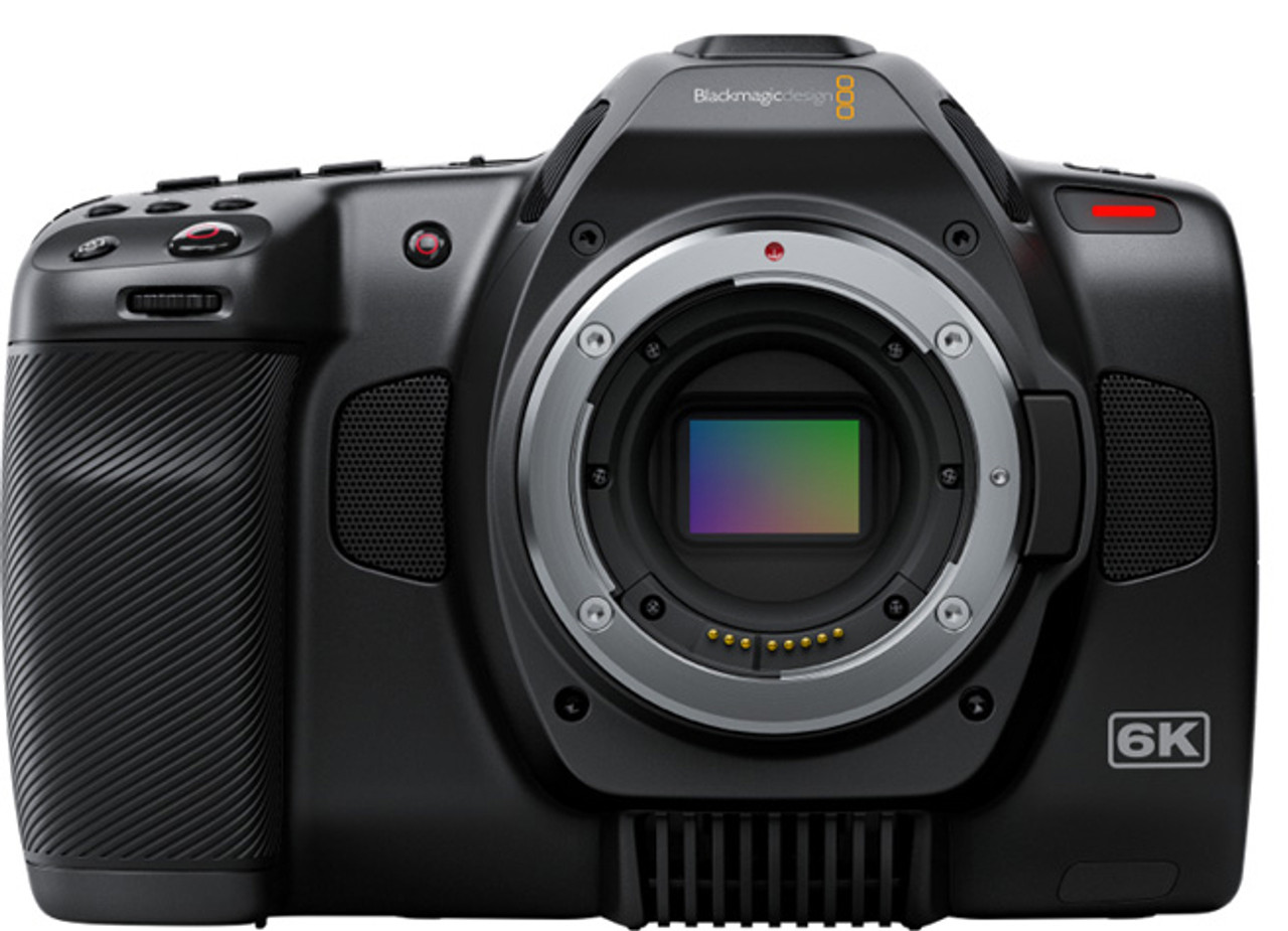 Blackmagic Design Cinema Camera 6K Pro (Canon EF)