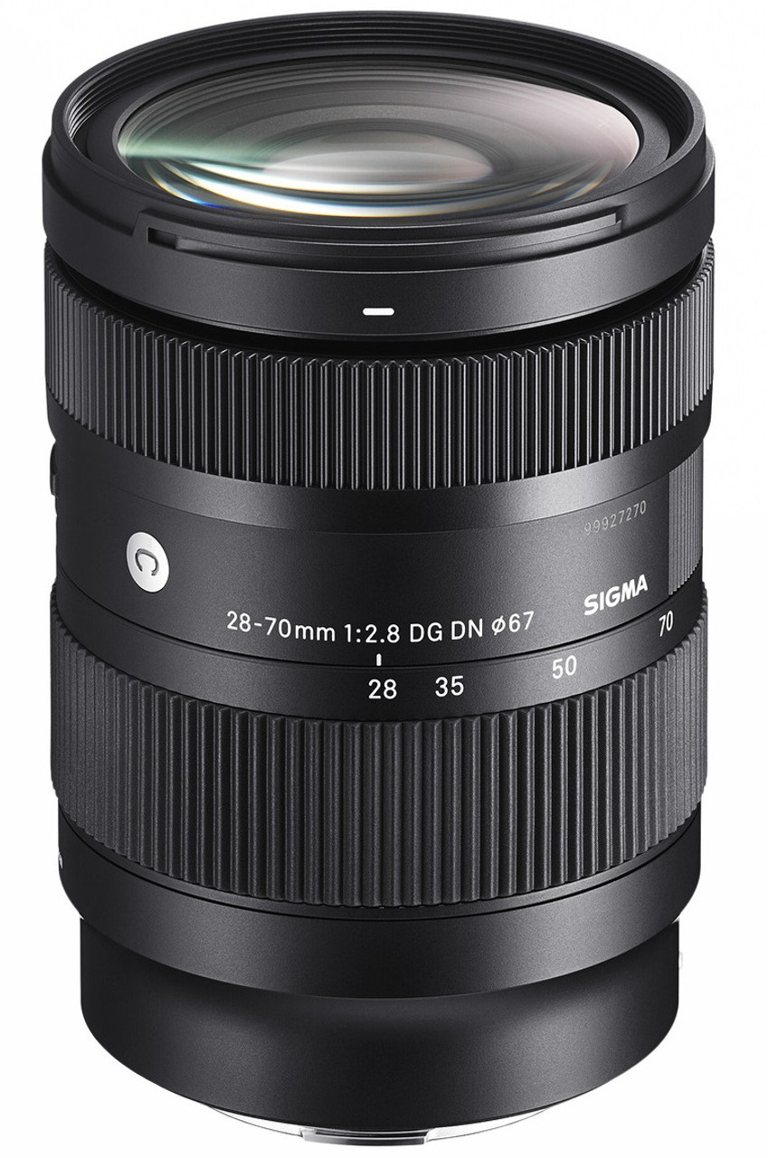 Sigma 28-70mm f/2.8 DG DN Contemporary for L-Mount