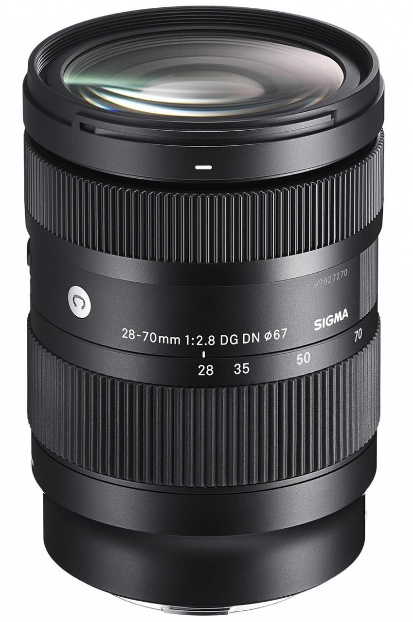 Sigma 28-70mm f/2.8 DG DN Contemporary for Sony-E