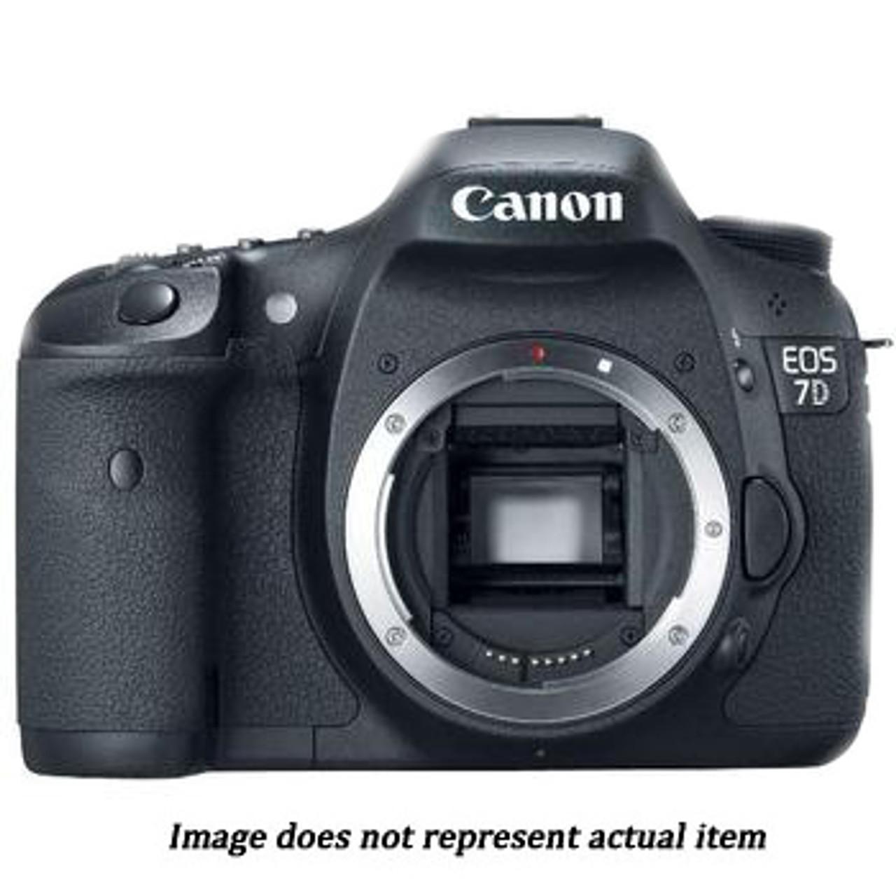 Canon EOS 7D Body (USED) - S/N 147080722