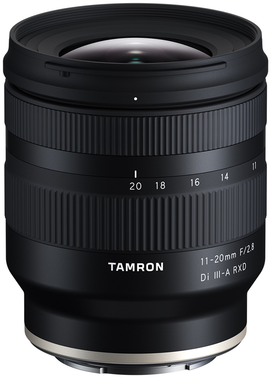 Tamron 11-20mm f2.8 Di III-A RXD for Sony E mount