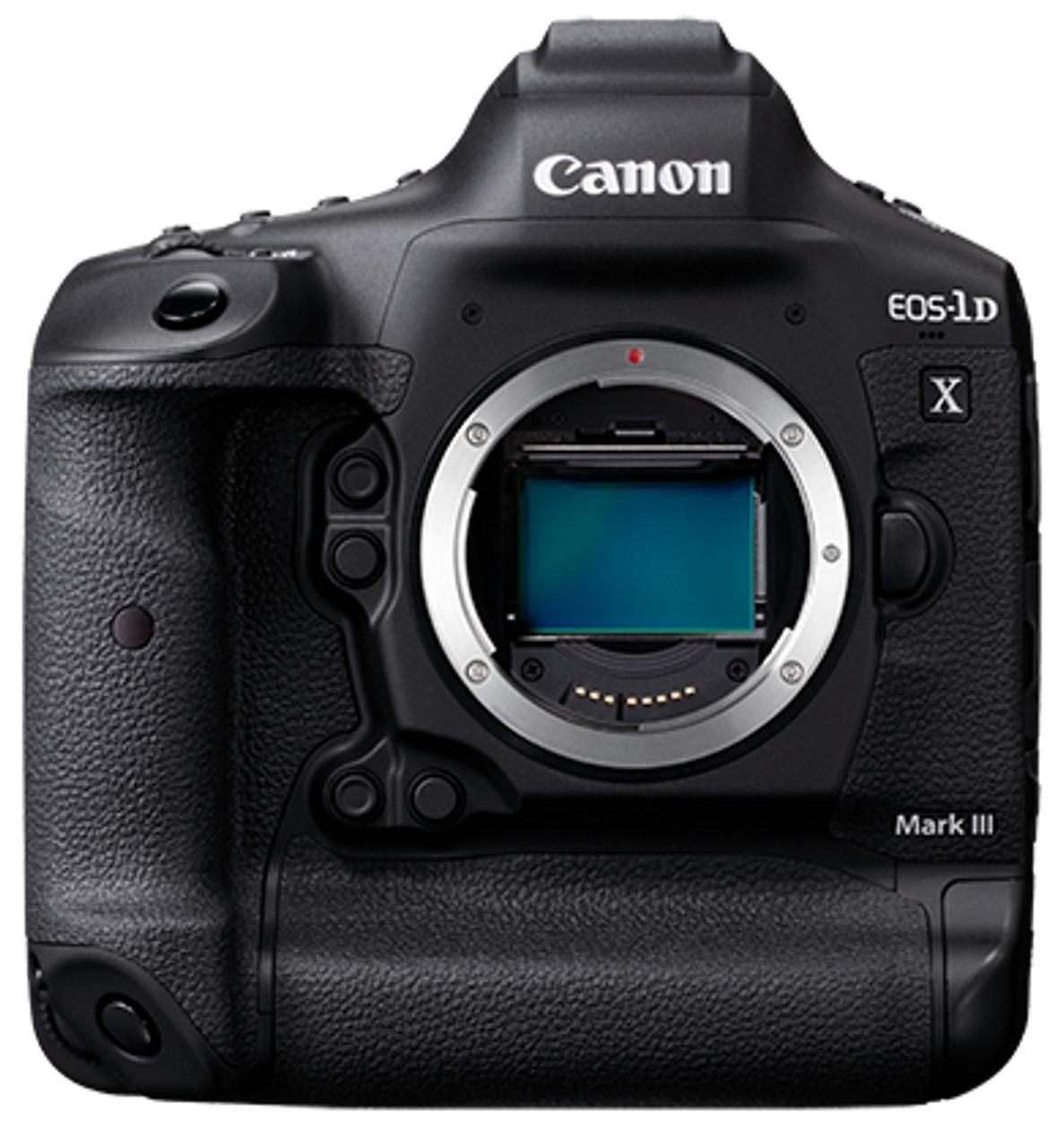 Canon EOS-1D X Mark III - Body Only - Black