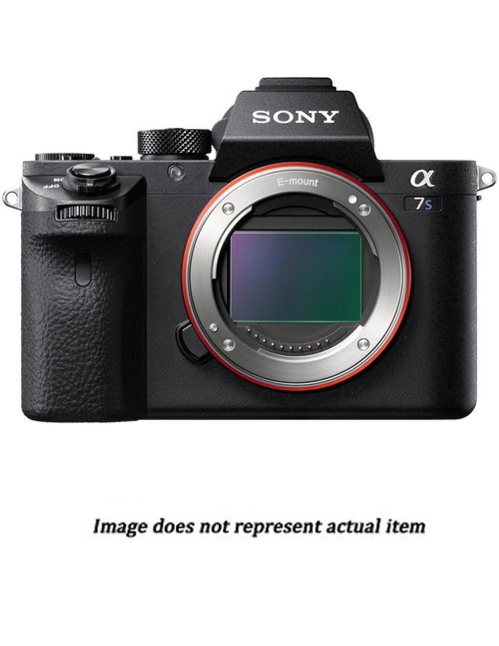 Sony Alpha a7S II Mirrorless Digital Camera Body (USED) - S/N 3392320